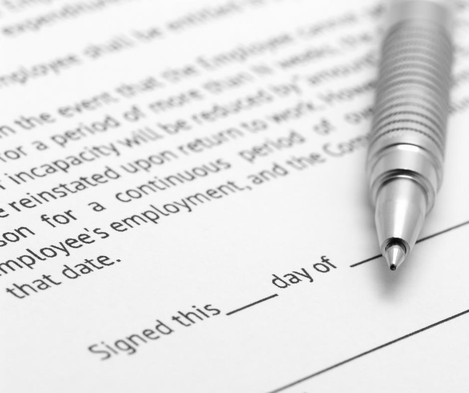 Drafting Your Employment Application? Avoid These Common Employer Mistakes.