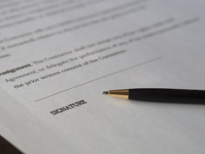 Key agreements to review with an attorney