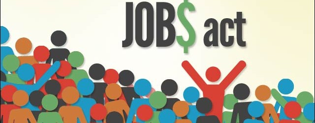 Crowdfunding Jobs Act Image